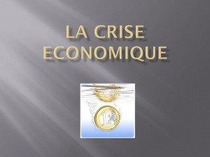 La crise Economique