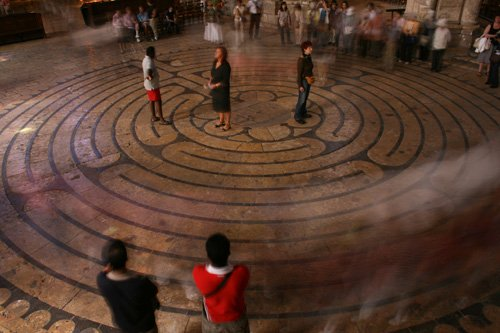 LabyrintheChartres